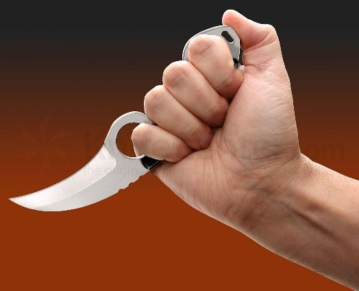 How to use a Karambit Knife