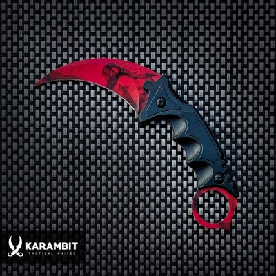 KARAMBIT Doppler Ruby